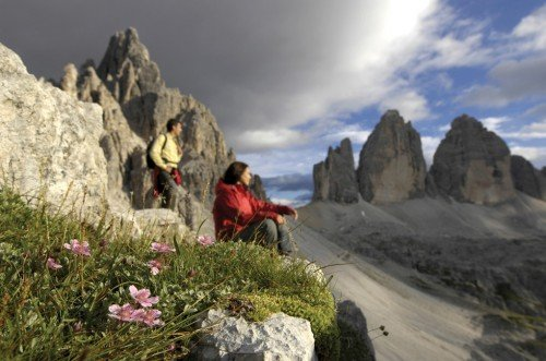Vacanze escursionistiche Dolomiti