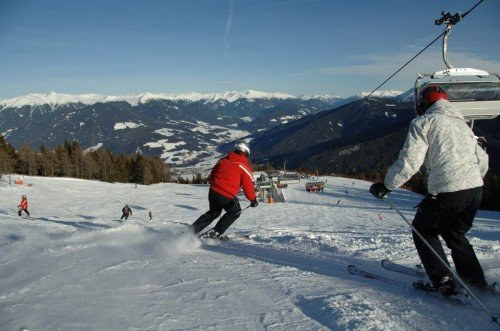 Plan de Corones - South Tyrol
