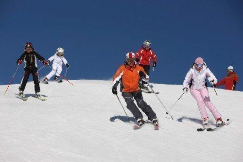 Skiing holidays Plan de Corones